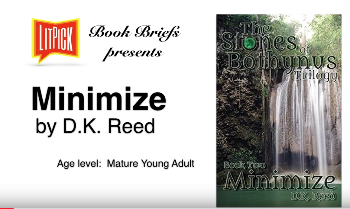 Minimize by D. K. Reed LitPick Student Book Reviews