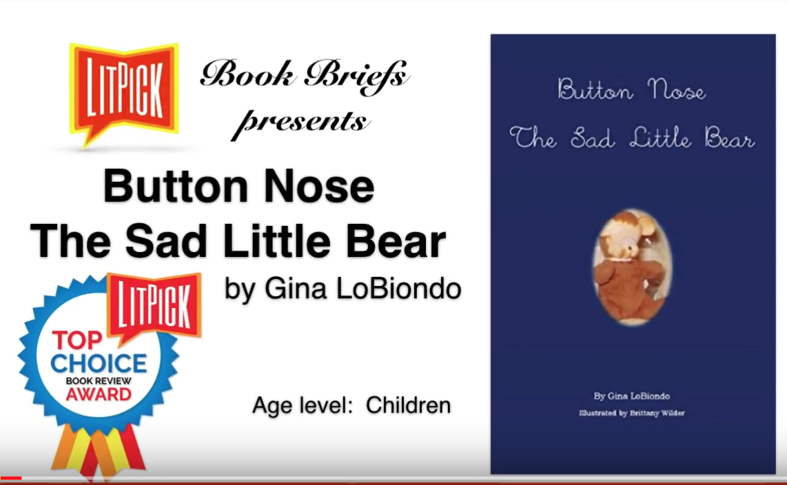 Button Nose by Gina LoBiondo
