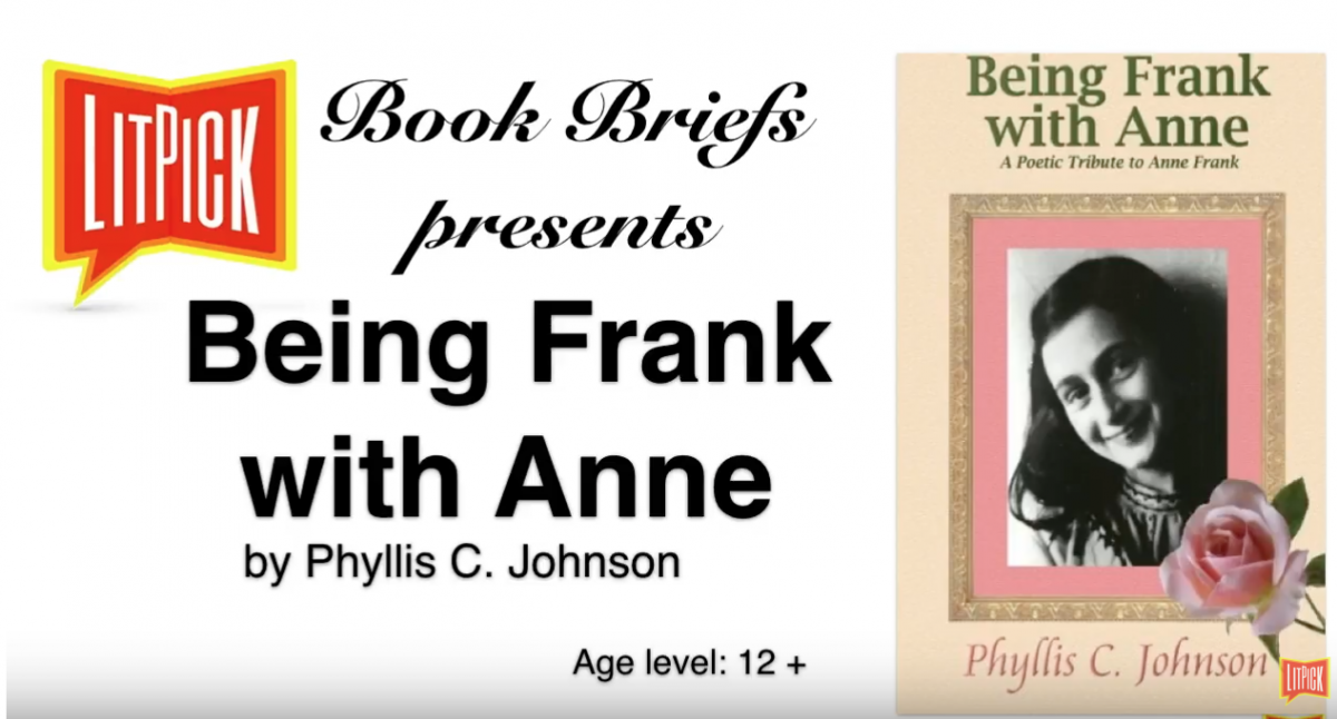 Being Frank with Anne by Phyllis C. Johnson