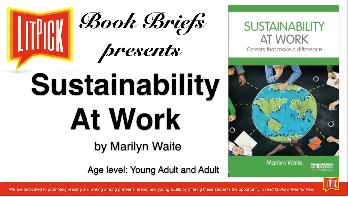 Sustainability At Work by Marilyn Waite