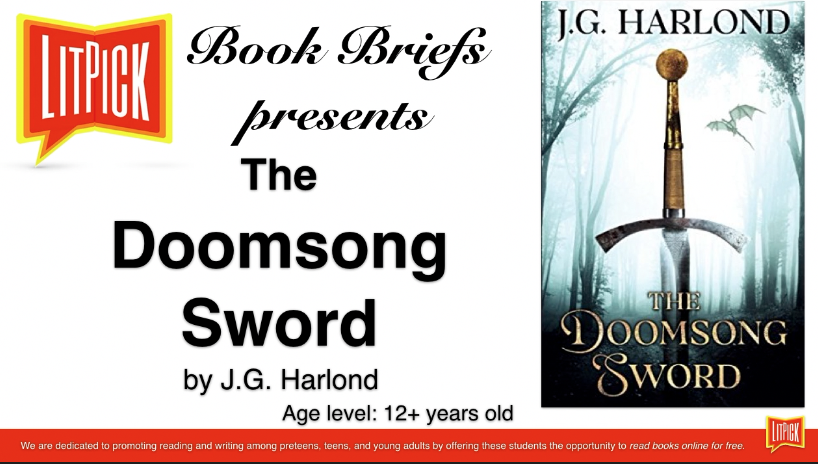 The Doomsong Sword by Harlond LitPick Student Book Reviews Flamingnet