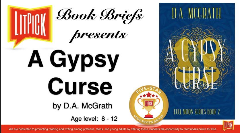A  Gypsy Curse Litpick student book reviews Flamingnet Gary CAssel