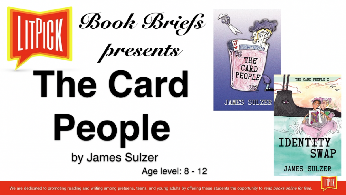 The Card People LitPick Student Book Reviews by James Sulzer