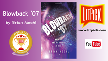 YouTube book review video of Blowback '07 by Brian Meehl for LitPick student book reviews