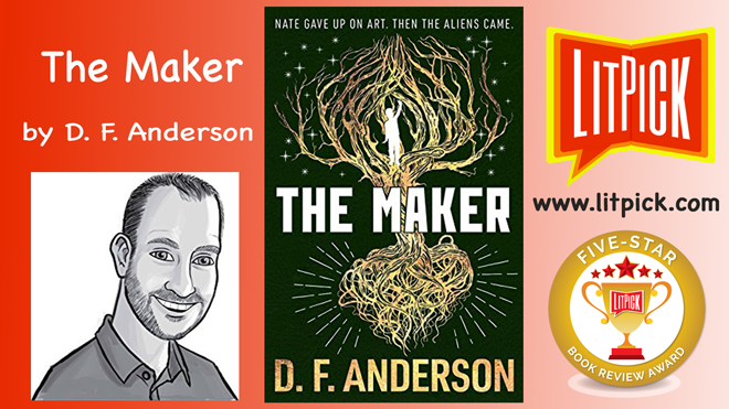 The Maker by D. F. Anderson LitPick book reviews