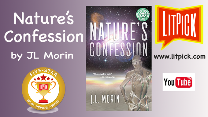Nature's Confession by JL Morin YouTube LitPick book review video