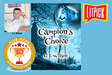 YouTube book review video of Campion's Choice by G. L. Wilson for LitPick student book reviews