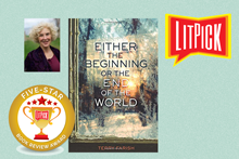 YouTube book review video of Either the Beginning or the End of the World by Terry Farish for LitPick student book reviews
