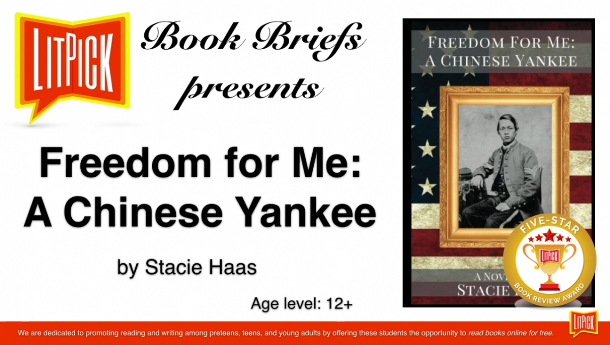 Freedom and Me by Stacie Haas LitPick Student Book Reviews Cassel