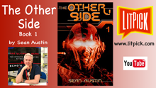 ECHO's Revenge: The Other Side: Part 1 by Sean Austin YouTube book review video by LitPick student book reviews.