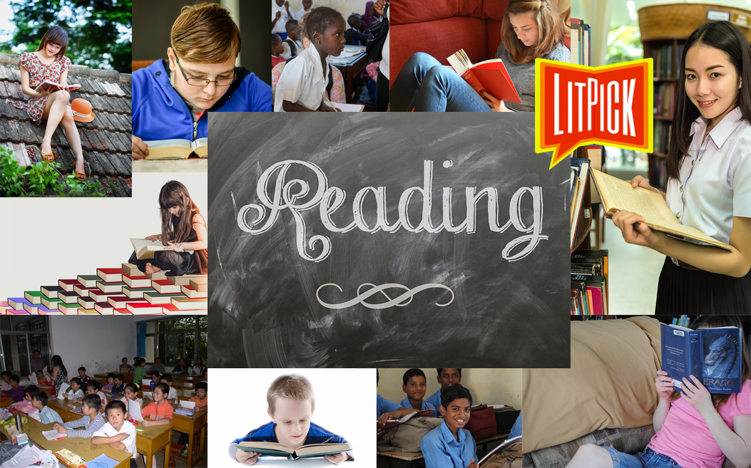 LitPick Student Book Reviews Top Seven Ways LitPick promotes reading and writing