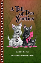 A Tail of Two Scotties