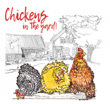 Chickens In The Yard