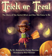 Trick or Treat: The Story of the Switch Witch and How She Came to Be