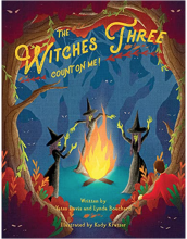 The Witches Three Count on Me!