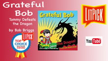 Bob: Tommy Defeats the Dragon by Bob Briggs YouTube book review video by LitPick student book reviews.